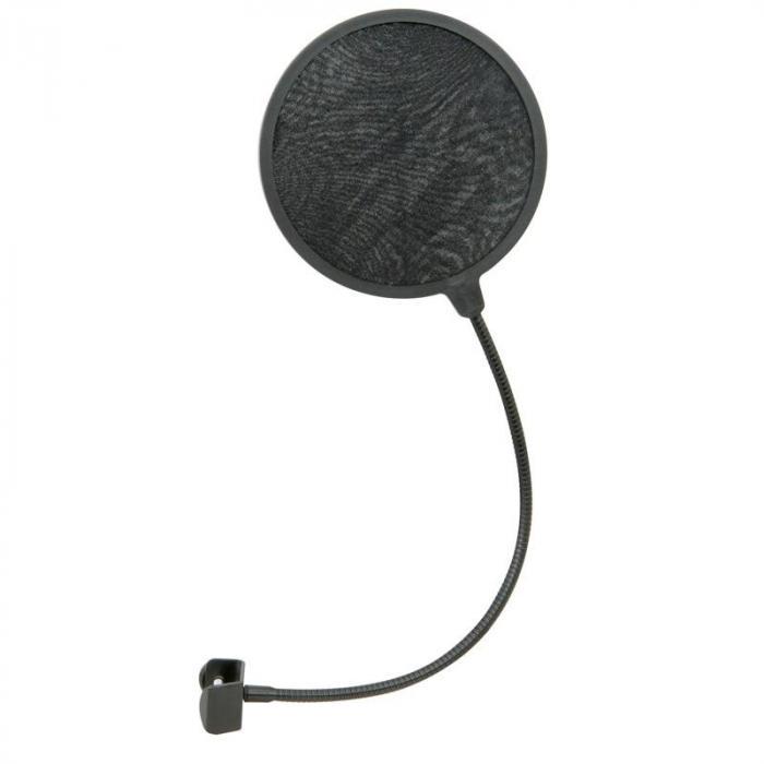 188,007 Chord Microfone Pop Up Display Escudo 16,5 cm
