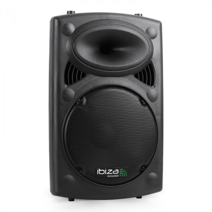 "SLK12-A aktive PA-Box 30cm (12"") 700W USB SD MP3"