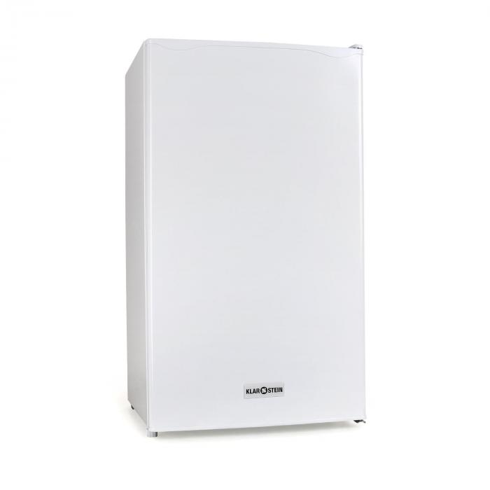 90L1-WH Kühlschrank 90l Klasse A+ 2 Ebenen Eisfach weiß Weiß ...
