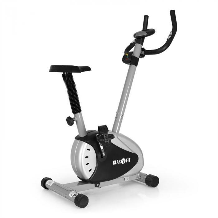 MOBI Basic 20 Fahrradtrainer Ergometer Pulsmesser