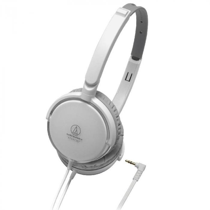 FC-707WH Hifi Portable Headphones White