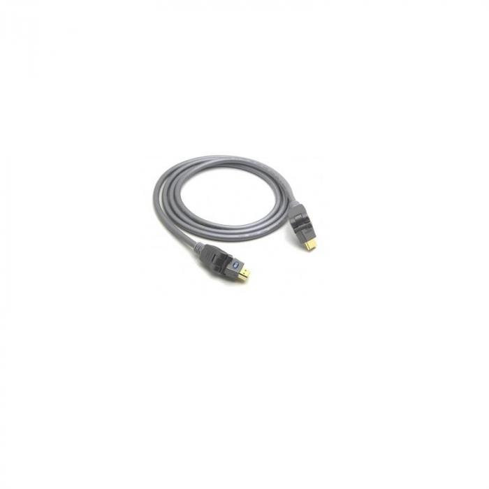 HD4511E18 HDMI-kabel med CEC 360° Swivel