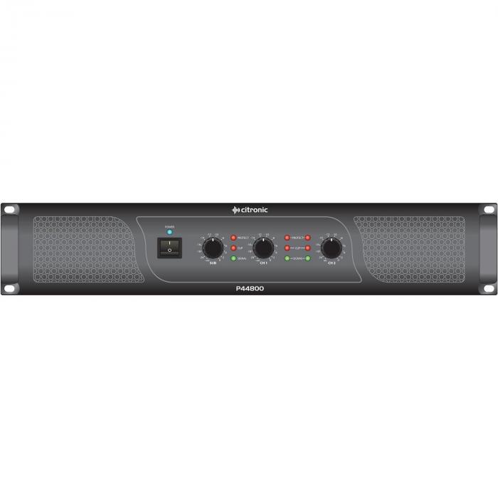 P44800 2.1 amplificatore finale PA 1600W