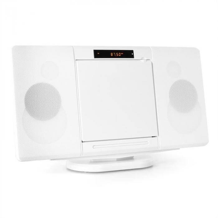 CH04CDWH Impianto stereo piatto FM CD SD