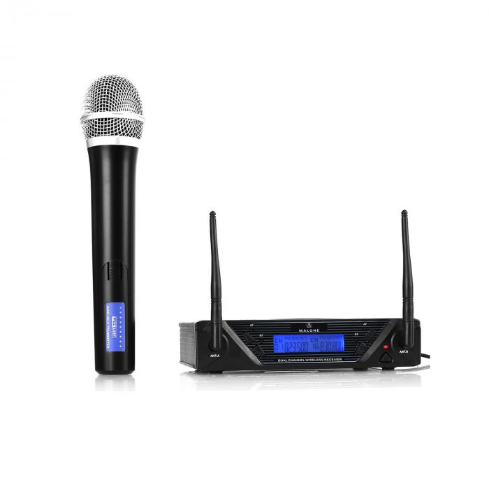 UHF 350 Solo1 Wireless Microphone Set 1-Channel UHF