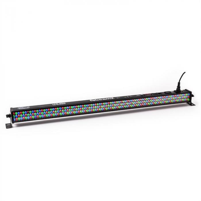 LCB-252 LED Colorunit 16x3W Tri LED-Bar DMX IR-...