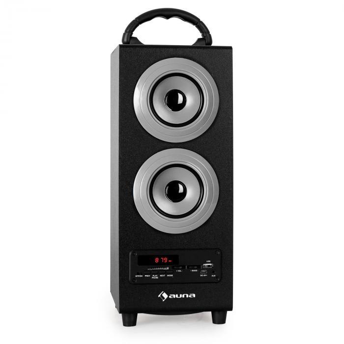 Beachboy Portable Bluetooth Speaker USB SD AUX FM