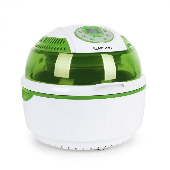 VitAir kuumailmakeitin, vihreä 1400W grillaus 9l