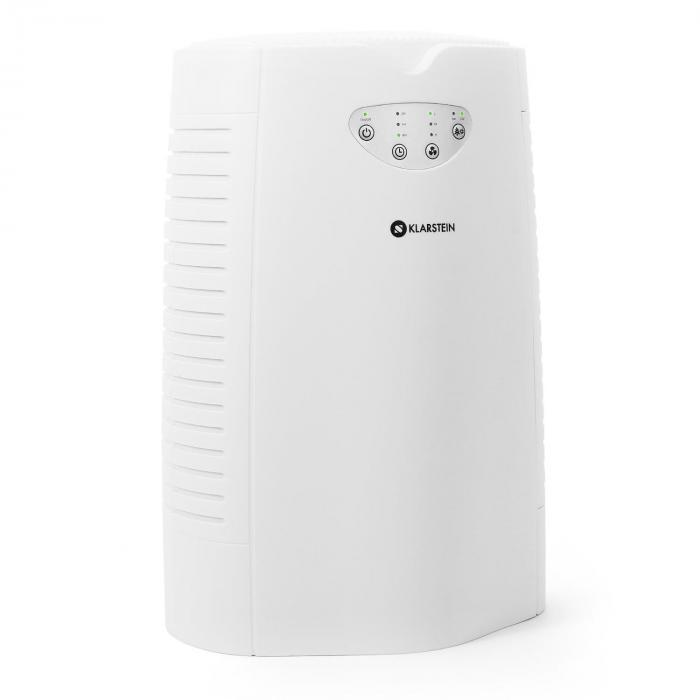 Vita Pure Luftreiniger Aktivkohlefilter HEPA-Filter Ionisator UV 35W