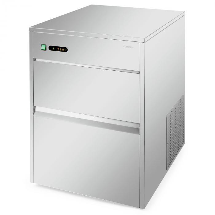 Jääpalakone 380W 50kg/päivä ruostumatonta terästä