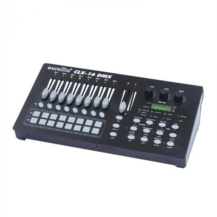 CLX-16 Controllo della luminosità DMX