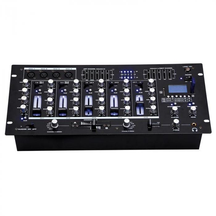 Activ218 6 Mixer USB SD Bluetooth