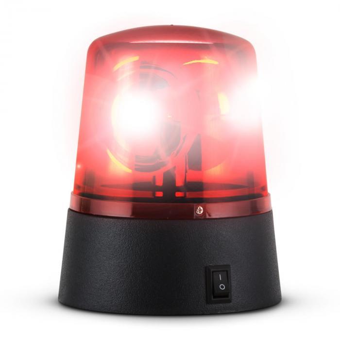 JDL008R-LED Polizeilicht Rot LED