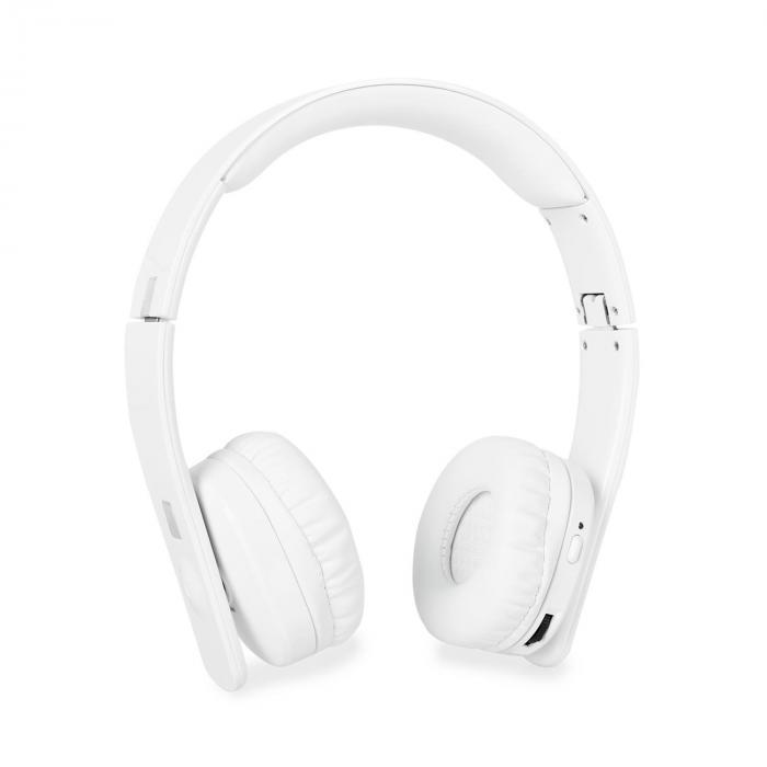VHP-WD520WH Funk-Kopfhörer 2,4Ghz 15m iPhone iPod iPad weiß