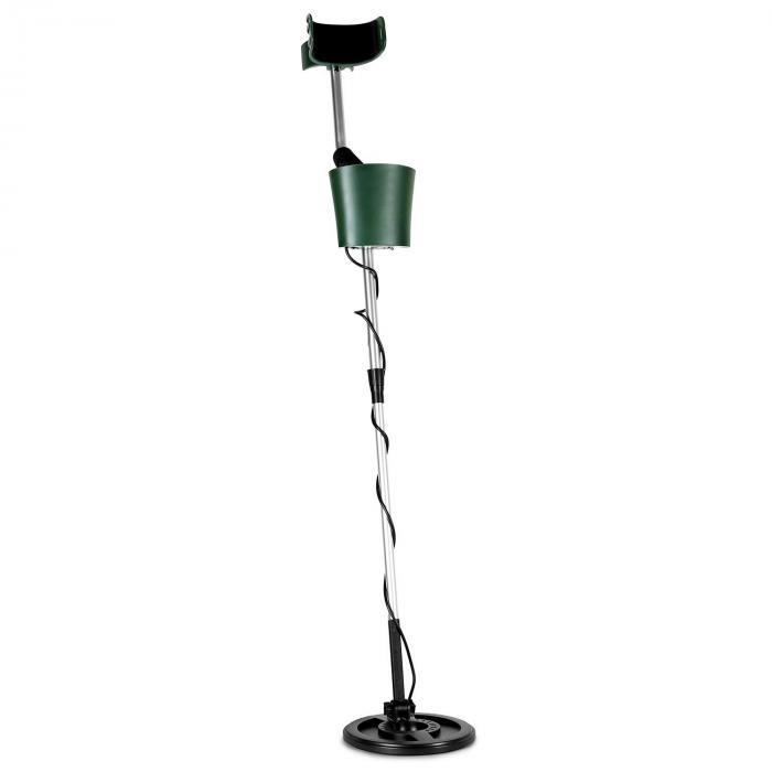 Comfort metallinpaljastin, vesitiivis 3m, vihreä