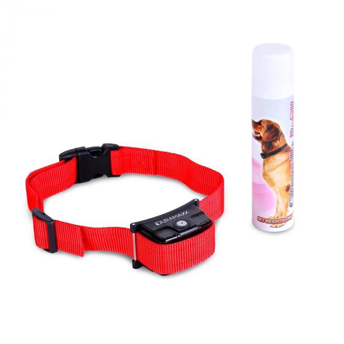 Tyson collare per cani con spray rosso