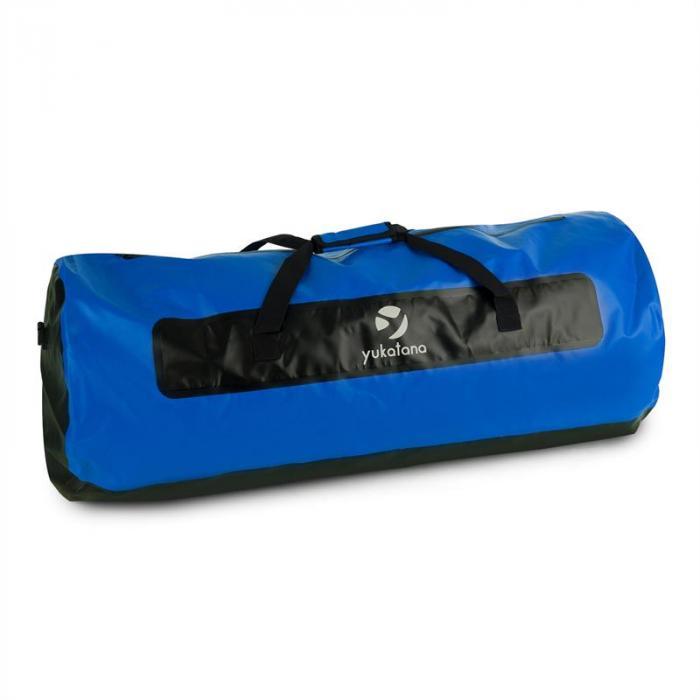 Quintoni 120 Sacca Mare Borsa Sport 120 Litri Impermeabile nero/blu