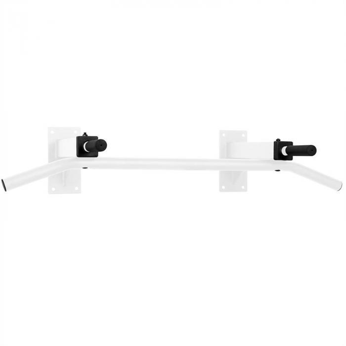 KS1W Chinup-stång väggmontering vit <350 kg