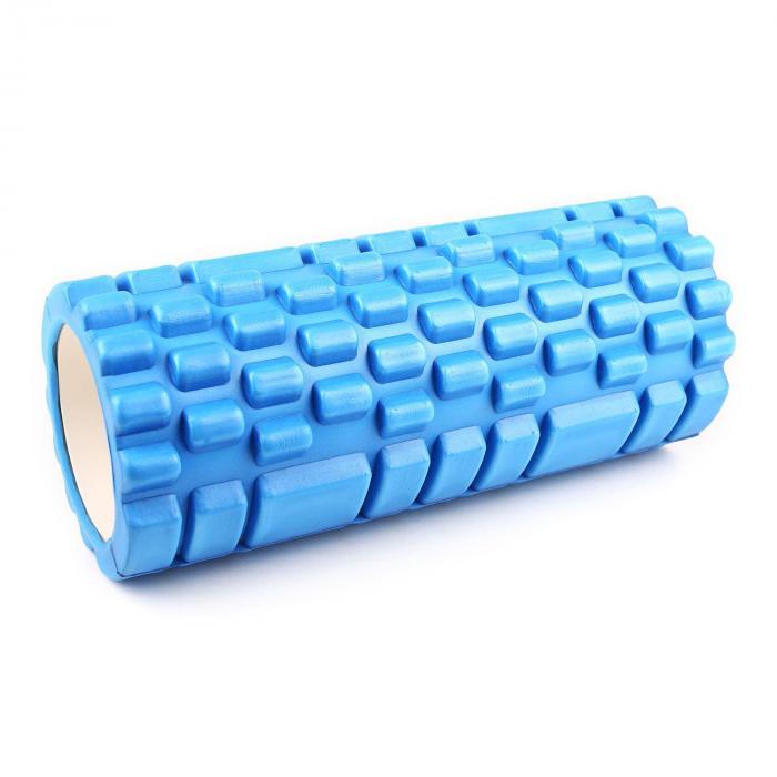 Yoyogi Rolo de Espuma Massagem Exercícios 33,5cm Azul