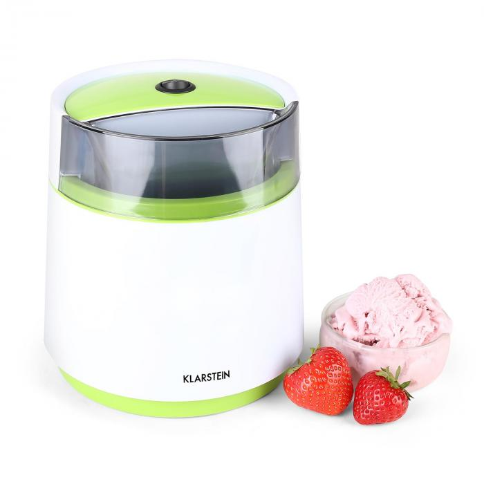 Bacio Verde macchina per il gelato 0,8 L verde