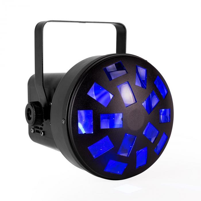 Mushroom mini effetto luce LED RGBAW
