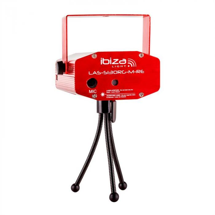 Show Firefly Laser Lighting Effect 130mW Red