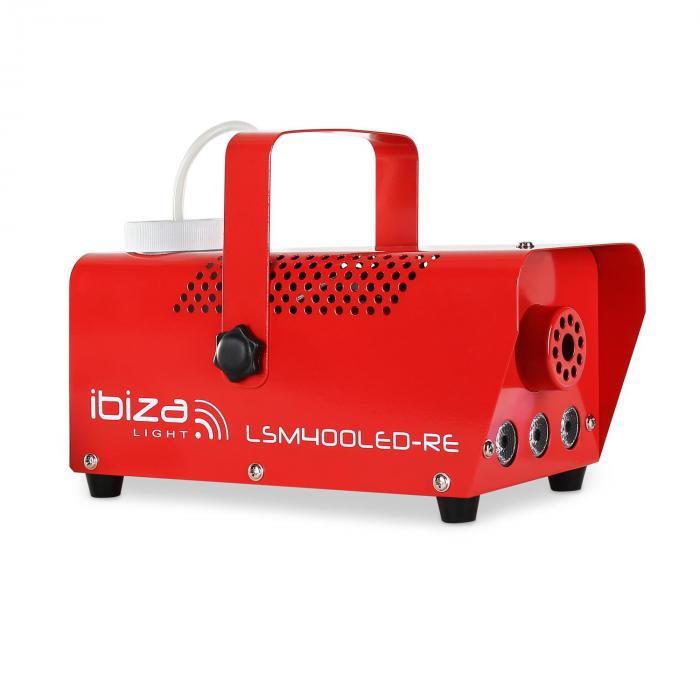 LSM400LED-RE minisavukone LEDit red