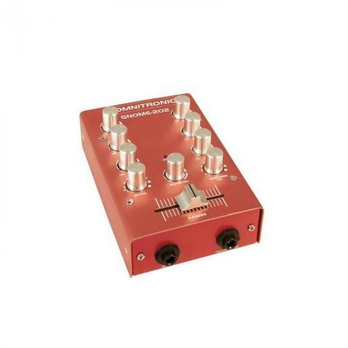 GNOME-202 Mini-DJ-Mixer