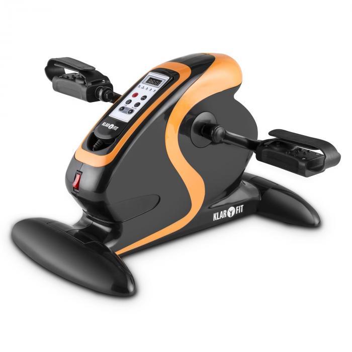 Cycloony MiniBike Arm & Leg Trainer Exerciser Motor 120kg Remote Black