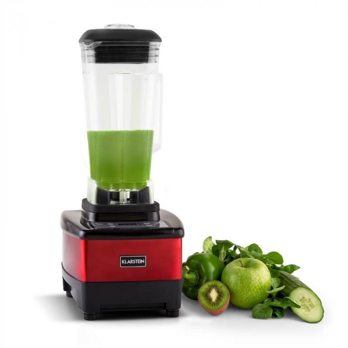 Herakles-4G Standmixer 1500W 2,0 PS 2L rot Green Smoothie BPA-frei