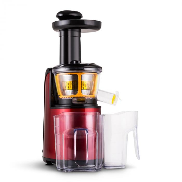 Fruitpresso Rossa II Slow Juicer 150W 80 U/min metallic rot
