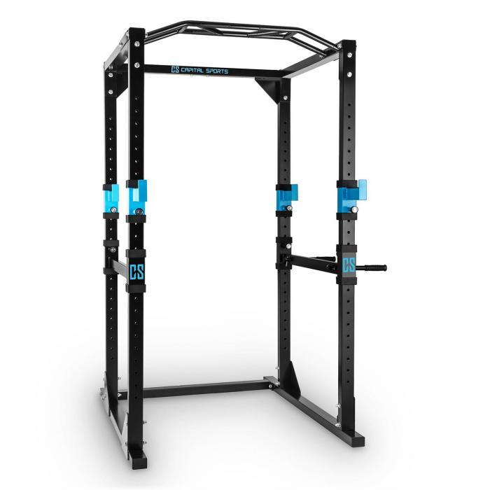 Capital Sports Tremendour Power Rack Domowy przyrząd gimnastyczny Stal
