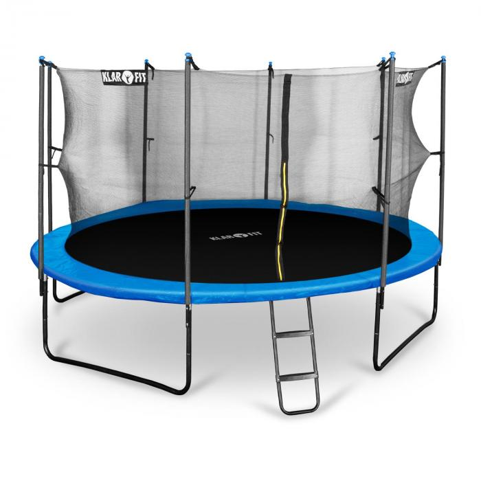 Rocketboy 430 Trampoline 14ft Safety Net Inside Wide