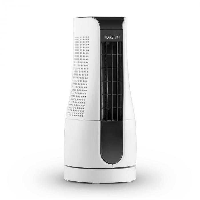 Skyscraper Office Ventilatore da Tavolo 16W Touch Bianco