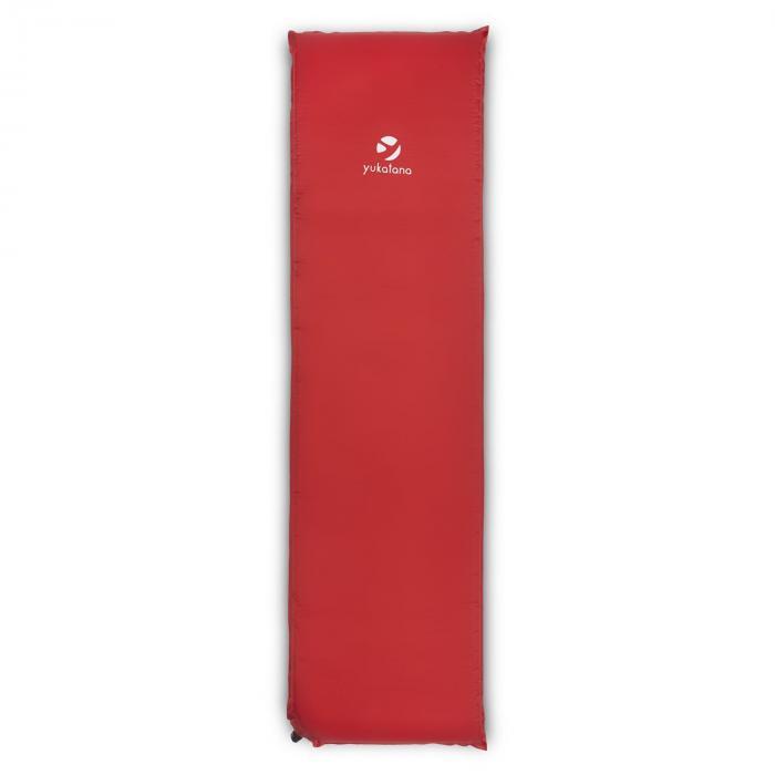 Yukatana Gooddream 3 izomata/karimata 3cmmaterac powietrznysamopompująca czerwona