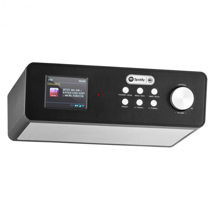 KR 200 Küchenradio Internetradio Spotify Connect WiFi DAB+ UKW RDS AUX