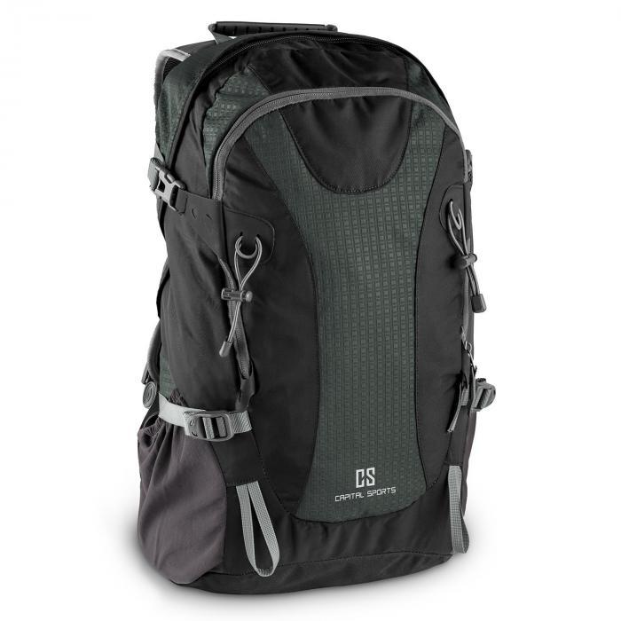 Capital Sports CS 30 Blue plecak sport rekreacja 30l wodoodporny nylon czarny