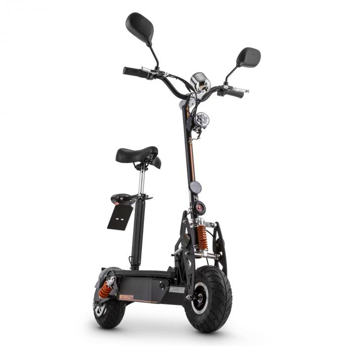 tank type 500tt elektro scooter 36v 500w 20 km h 25 km stvzo orange online kaufen elektronik. Black Bedroom Furniture Sets. Home Design Ideas