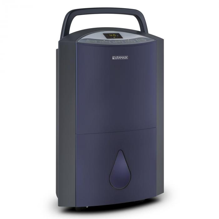 Drybest 20 Luftentfeuchter Luftreiniger 20l/24h blau-silber