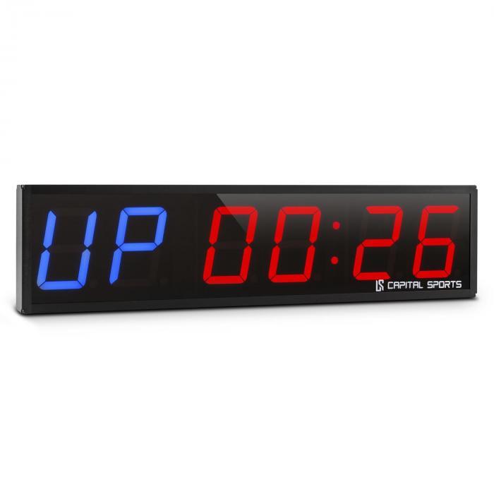 Timer 6 Sport Timer Tabata Timer Stopwatch Cross-Training 6 Digit Signal