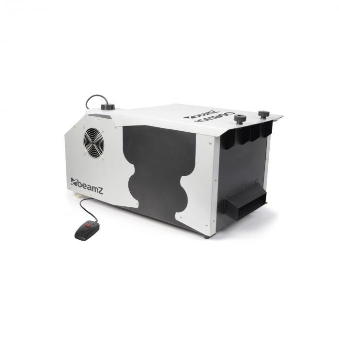 ICE1800 Macchina Nebbia 1800W 2,5 Litri DMX
