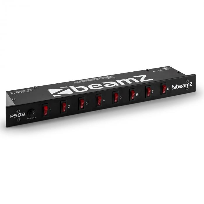 PS08 Controll Console a 8 canali
