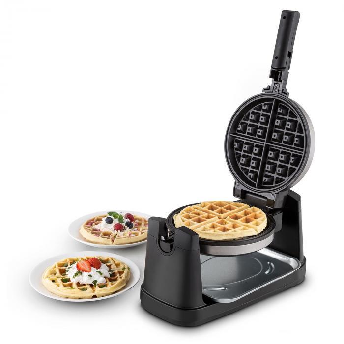 Wafflemaster vohvelirauta 1000W 17cm Ø kääntyvä