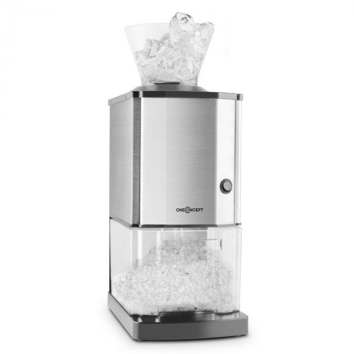 Icebreaker Ice Crusher 15kg / h 3.5 Litre Ice Bucket Stainless Steel