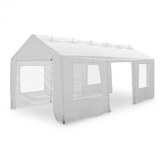Blumfeldt Lofty Palace pawilon ogrodowy namiot weselny 3x6m niełatwopalny