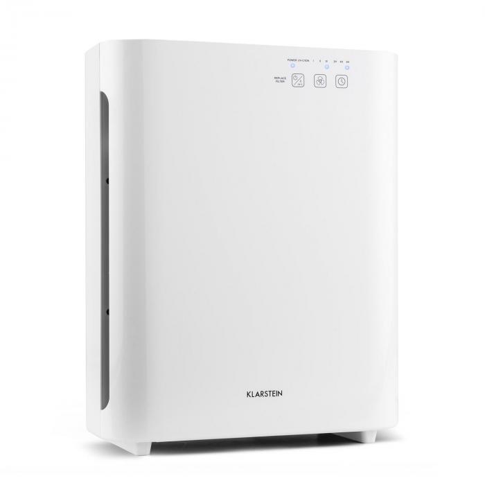 Vita Pure 2G ilmanpuhdistin ionisaattori 5-vaiheinen suodatin 55 W UV-C kosketus valkoinen