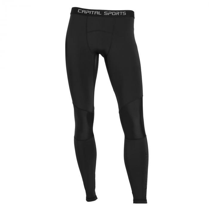 Capital Sports Beforce Elastyczne spodnie Bielizna funkcyjna dla mężczyzn Wielkość S