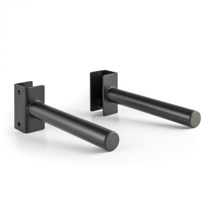 Plahol Gewichtsscheiben-Halterung Paar max. 200 kg Rackmontage