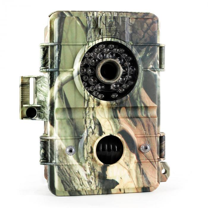 Grizzly 3.0 Wildkamera Infrarot-Blitz 8MP TV-Out HD-Video camouflage