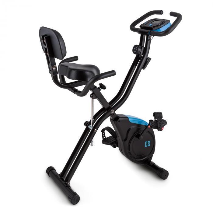 Capital Sports Azura 2rower treningowy X Bike 3kg masa koła zamachowego